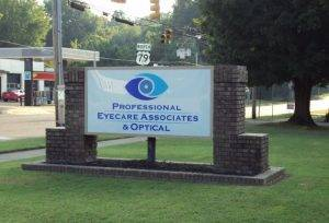 professional eyecare associates